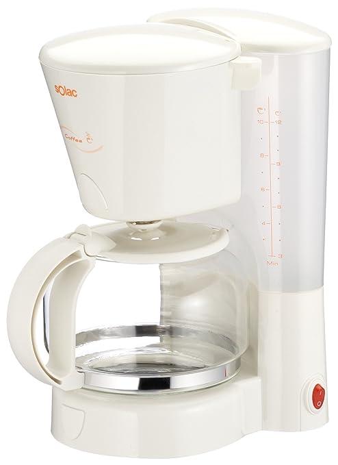 Solac CF 4000 - Máquina de café