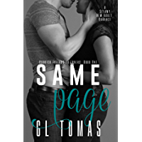 Same Page (Bookish Friends To Lovers Book 1) (English Edition)