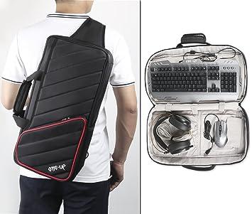 238c3e86c1 BUBM Game Keyboard Backpack