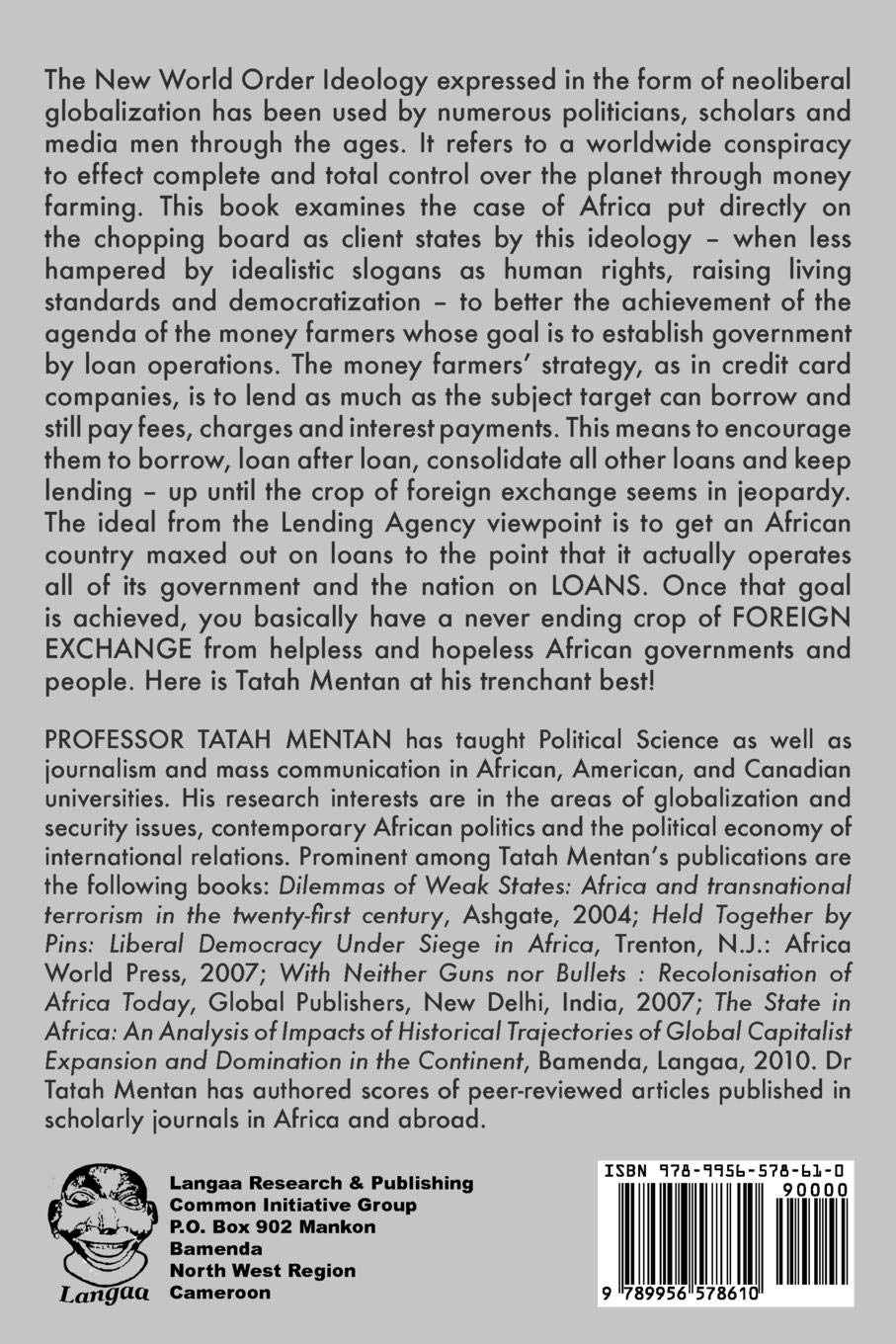 The New World Order Ideology and Africa. Understanding and ...