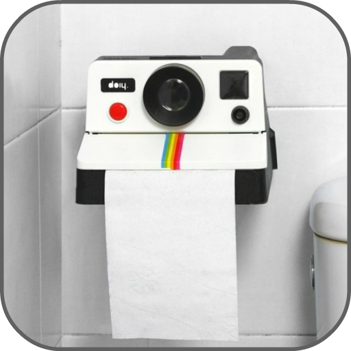 DIY Toilet Paper Holder Ideas product image