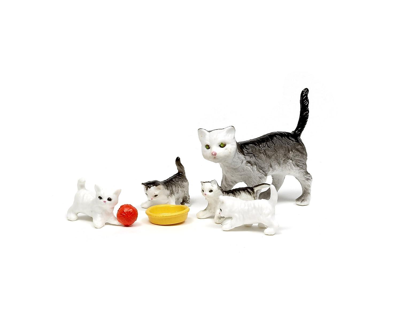 Amazon.es: Lundby Småland 60.8038.00 - Familia de gatos ...