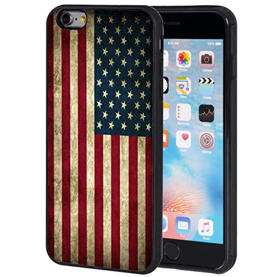 Amazon.com: iPhone 6S Plus Funda, iPhone 6 Plus Case, flytee ...