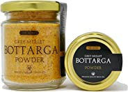 Mr Moris Bottarga Premium Quality Kosher Powder Made in Italy (Grey Mullet Roe) (1.76Oz - 50Gr)