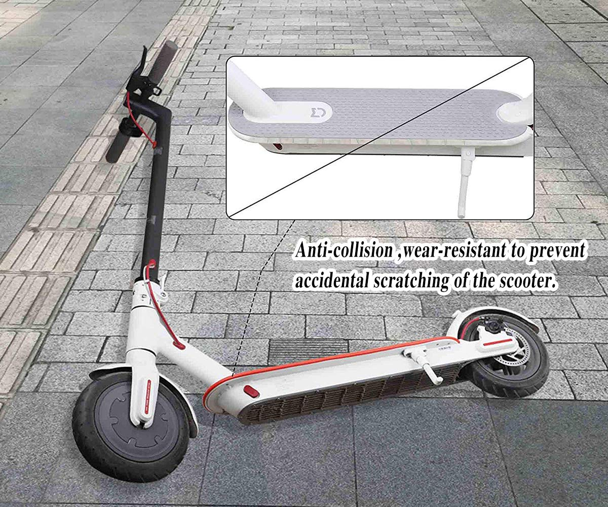 AUVSTAR Xiaomi m365 Accessories,Scooter Body anti-collision strip for Xiaomi Mijia M365 Electric Skateboard Car Scooter Parts,Prevent the Scooter from Friction Damage . 8M