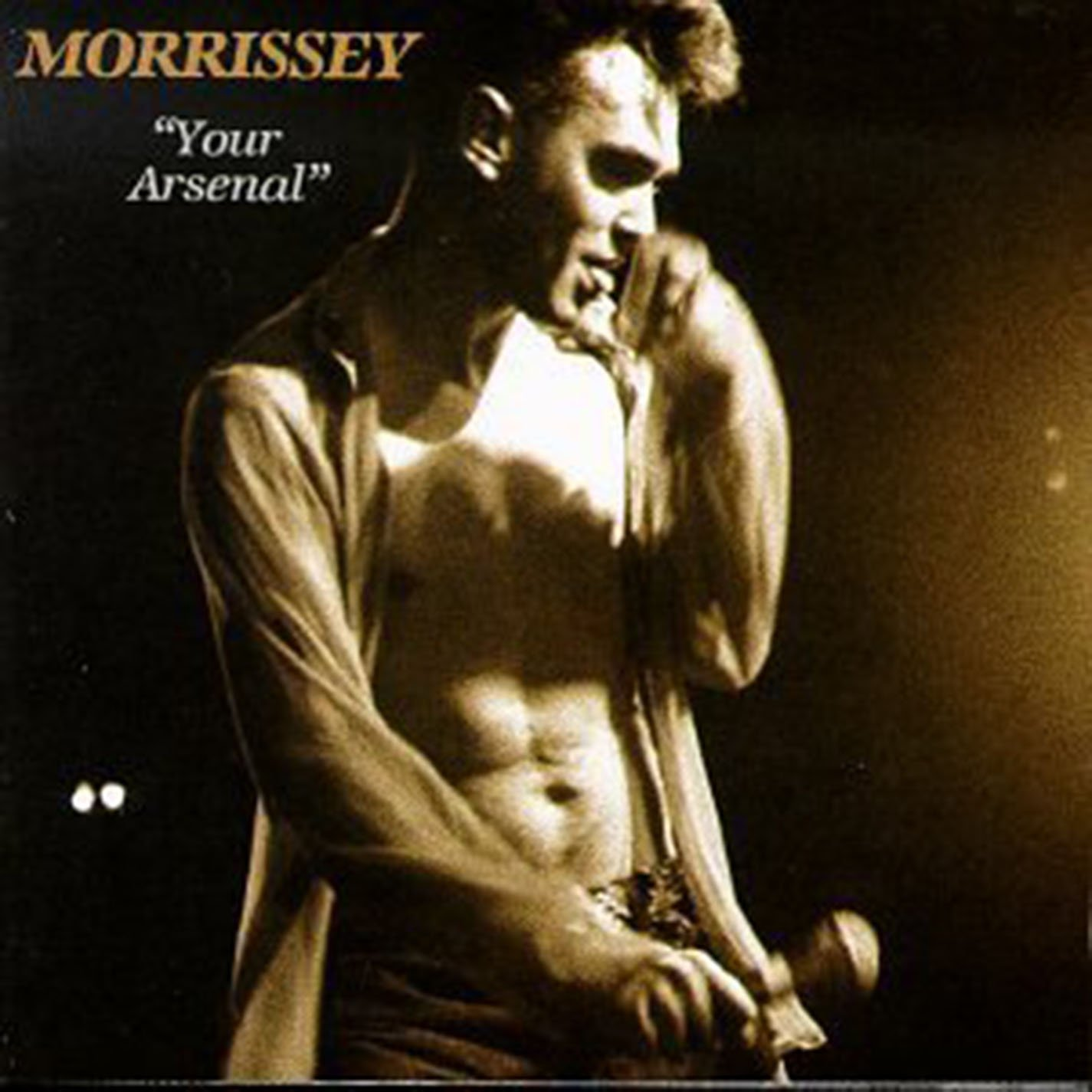 CD : Morrissey - Your Arsenal (With DVD, 2 Disc)