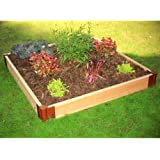 Frame It All Raised 2 Level Garden, 4 by 8'
