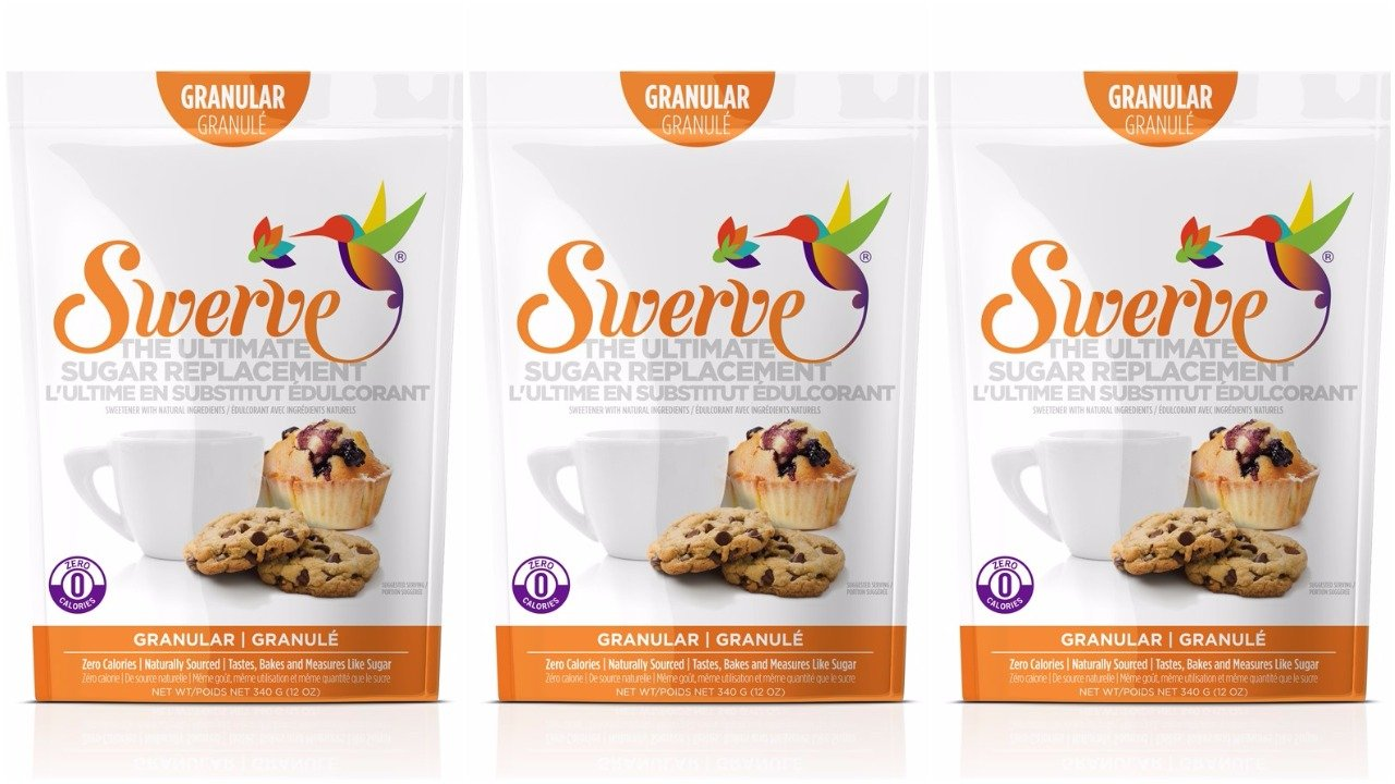 Swerve Granular Sweetener (12 oz, Pack of 3): The Ultimate Sugar Replacement