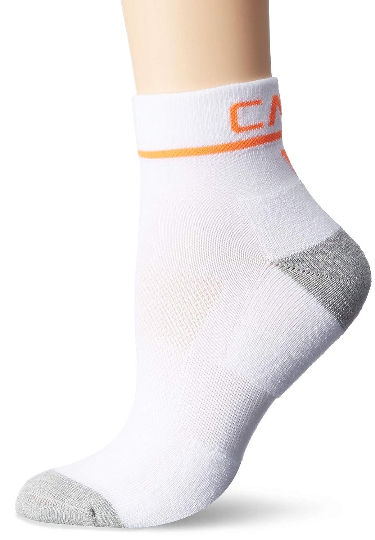 CMP Running Baumwolle Socken 38i9717, Calzini Unisex Adulto