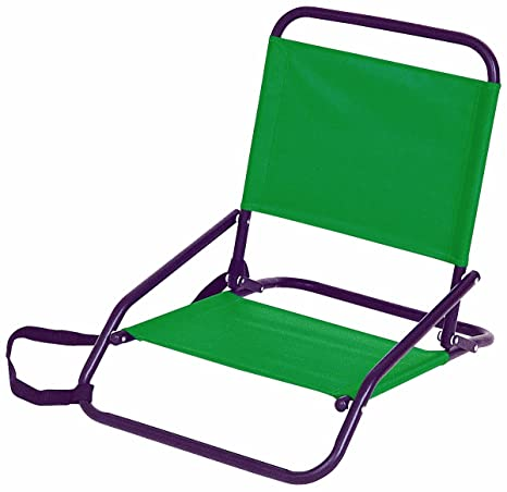 Genial Stansport Sandpiper Sand Chair (Forest Green)
