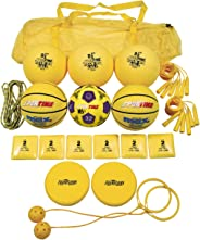 Sportime Recess Pack, Yellow, Grade 1, Set of 19-1281819