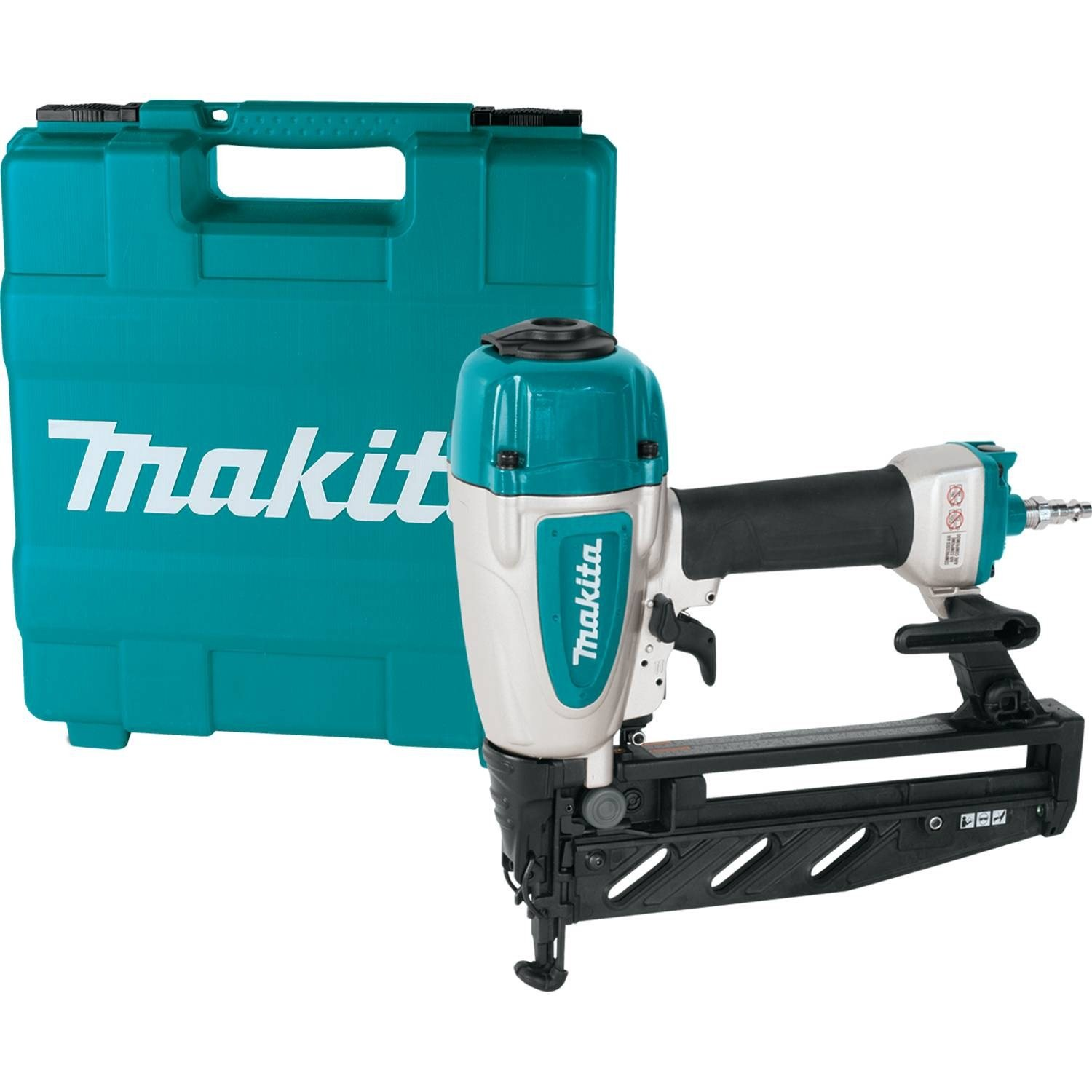 Makita AF601 16 Gauge, 2-1/2'' Straight Finish Nailer,