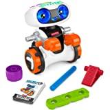 Fisher-Price Code 'n Learn Kinderbot, Interactive Preschool Robot Toy That Teaches Early Math, Problem Solving, and More Thro
