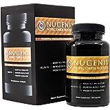 Nugenix Nitric Oxide Booster Supplement - L-Arginine, L-Citrulline, Beet Extract, Pine Bark Extract - Vasodilator - 100 Capsu