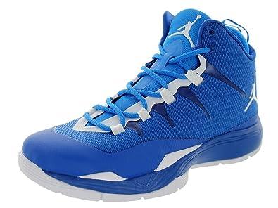 2096752ba7d Nike Jordan Kids Jordan Super.fly 2 Bg Sport Blue white lt Photo ...