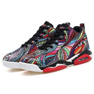 2017 Automne Hiver Sneakers Couples Chaussures Couleur Mode Sneaker Maille Chaussures De Course Occasionnels De Marche Chaussures 35-44