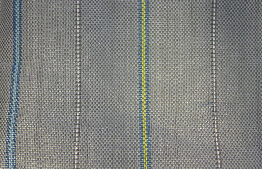 2,5 x 4,5 m/ètres Arisol Gris ray/é Tapis de tente Classic