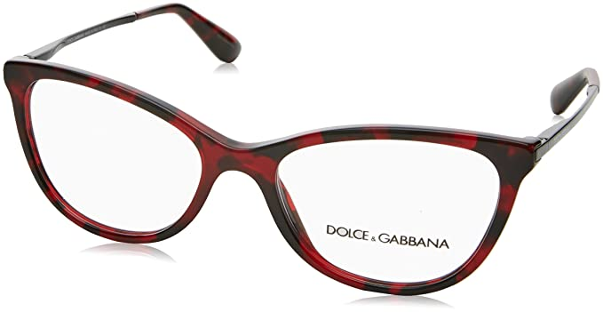 Amazon.com  Dolce Gabbana DG3258 Eyeglass Frames 501-52 - Black  DG3258-501-52  Clothing a3a0067e53a27