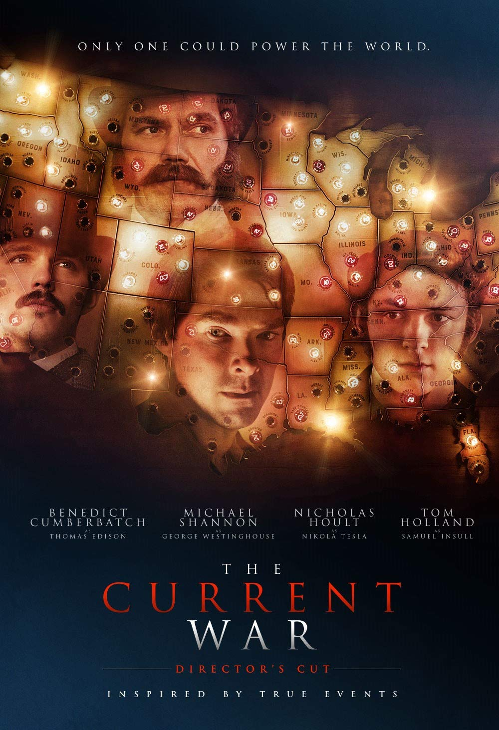 Book Cover: The Current War: Director's Cut