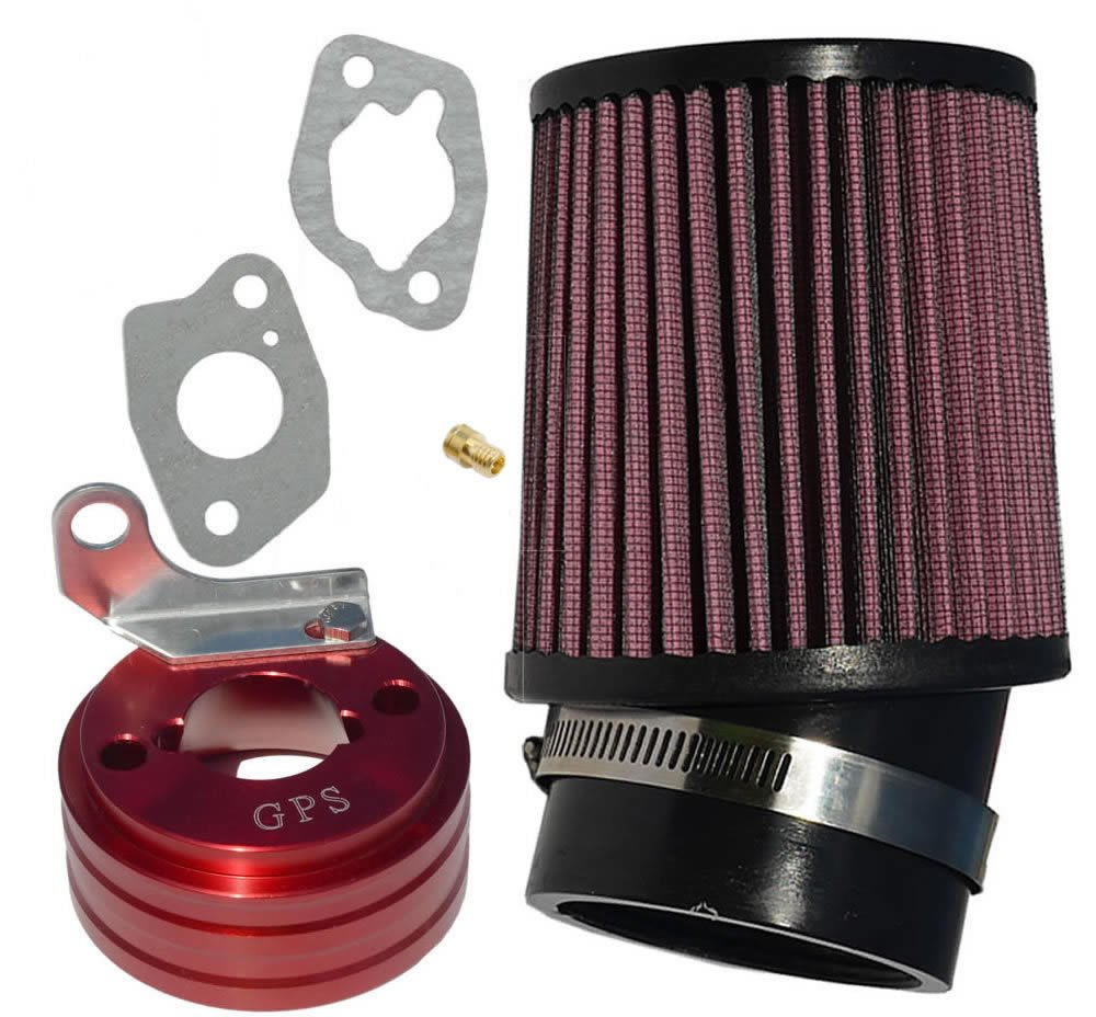 212cc Predator Performance Air Filter Adapter Upgrade Jet A Fuel Truck Automotive