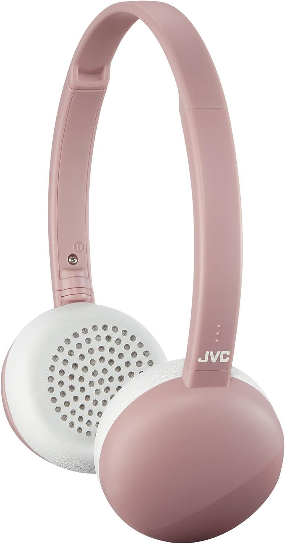 Auriculares Inalámbricos JVC HA-S20BT-P-E Color Rosa