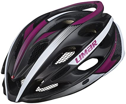 Limar Casco de Plus Ultraligero + Ultraligero Carretera Mujer, Morado, Medium: Amazon.es: Deportes y aire libre