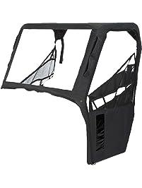 Classic Accessories 18-020-010401-00 QuadGear UTV Cab Enclosure For Kawasaki Teryx, Black
