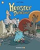 Monster Graphic Novels: Monster Dinosaur