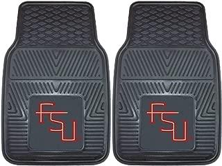 "product image for FANMATS 8910 NCAA Florida State University Seminoles Vinyl Heavy Duty Car Mat,Team Colors,18""x27"""