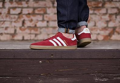 adidas 350 Schuhe 3,5 scarletwhite: : Schuhe