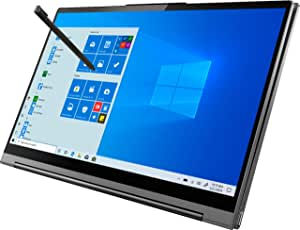 Lenovo Yoga C940-14 FHD Touch - 10th gen i7-1065G7-12GB - 512GB SSD - Gray