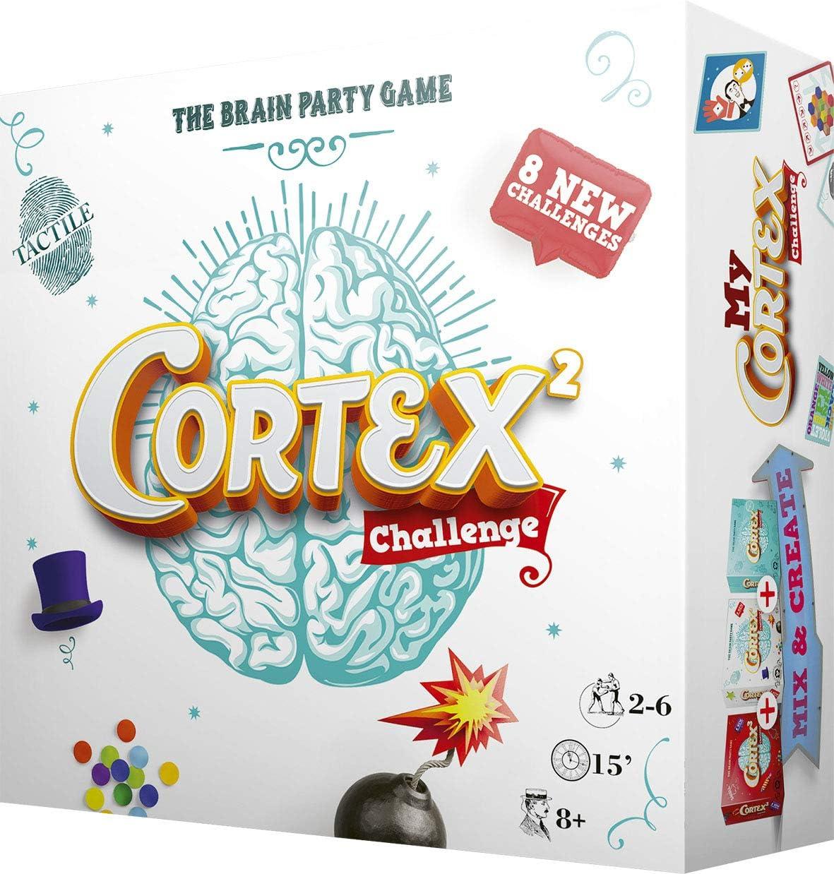 Zygomatic- Juego de Cartas Challenge, Color noir (Captain Macaque CMCOCH02) , color/modelo surtido: Amazon.es: Juguetes y juegos