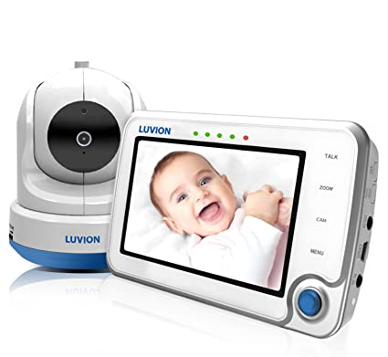 Luvion 71 Supreme Connect - Dispositivo digital de vigilancia audio y vídeo para bebés (pantalla