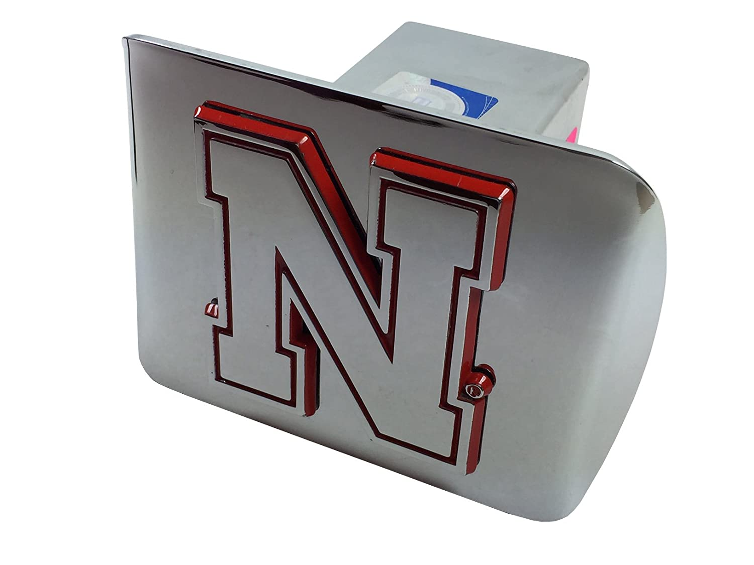 University of Nebraska Hitch Cover
