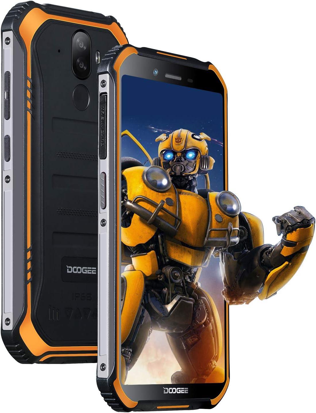 DOOGEE S40 Lite Dual SIM Movil Todoterreno, Android 9.0 Telefonos ...