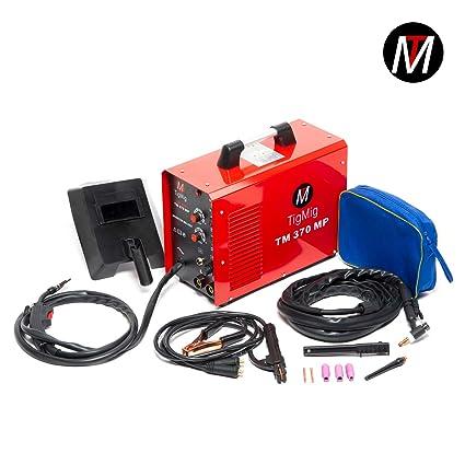 tm370mp Inverter Multi Processo 3 X 1 - soldadura TIG MIG Electrodo ...