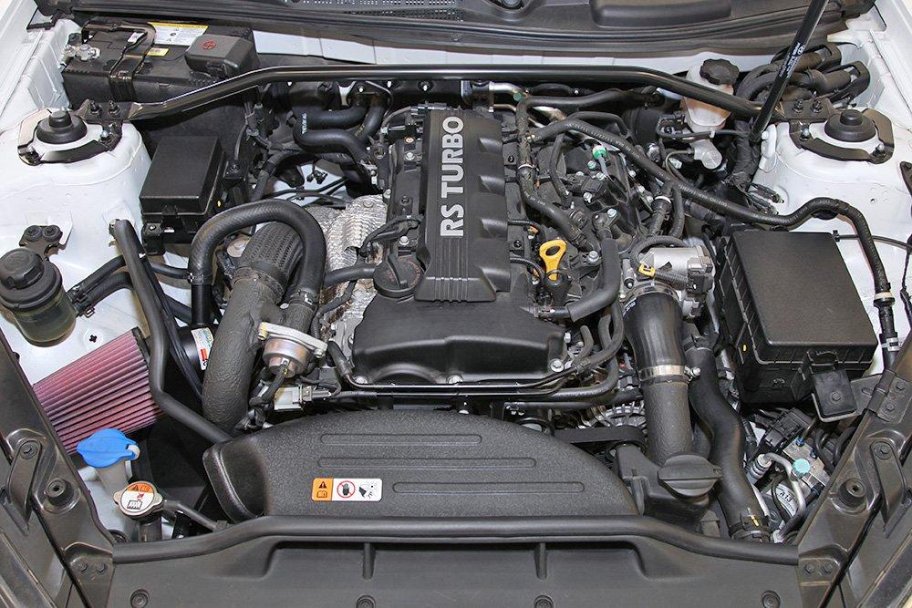 K/&N 69-5311TTK Performance Intake Kit