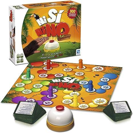 Ni Si Ni No-678402 Juego de niños, multicolor, Miscelanea (Giro 678402): Amazon.es: Juguetes y juegos