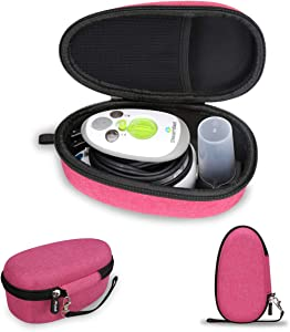 Mchoi Hard Portable Case Fits for Steamfast Mini(SF-717)/ Smagreho Mini Travel Steam Iron(Case Only)