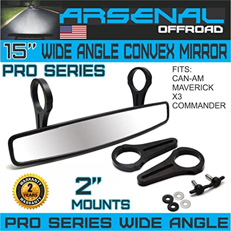 Amazoncom 15 Pro Wide High Definition Arsenal Race Utv