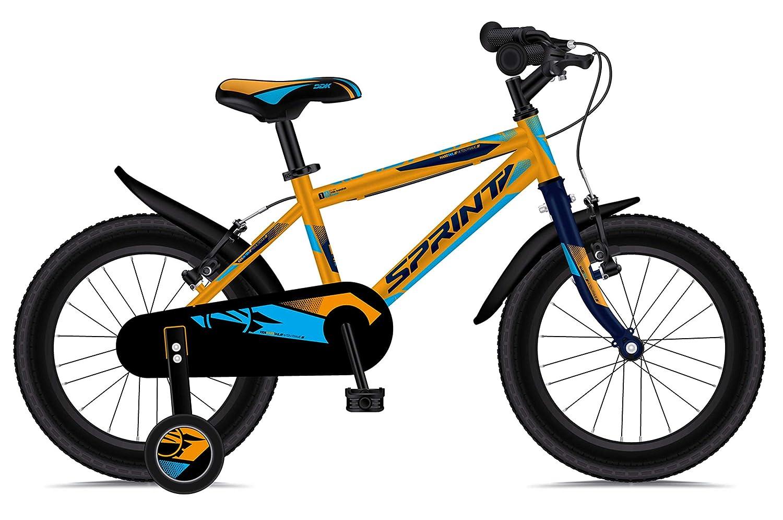 ventas en linea Neon Naranja matt SPRINT Casper 16    Bicicleta para Niñas Niños 1 SP Neon Naranja Matt Neon Mate verde Azul Mate  tienda de venta