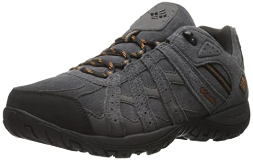 Hombre Columbia De Low Rise TechZapatos Omni Senderismo Para Redmond Leather CxeBod