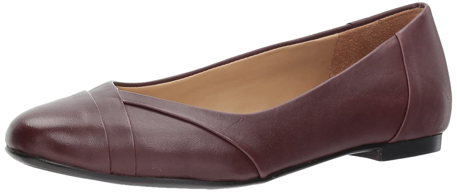 Bordo Naturalizer Womens Gilly Flat