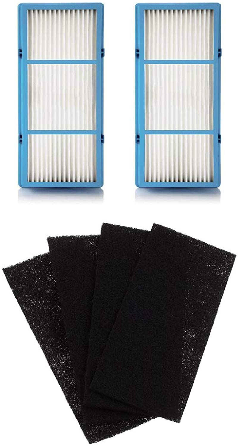 2//4PACK HEPA Filter For Holmes AER1 Total Air HAPF30AT Purifier HAP242-NUC US