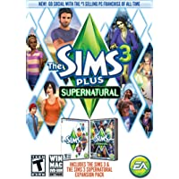 Electronic Arts The Sims 3 Supernatural - Juego