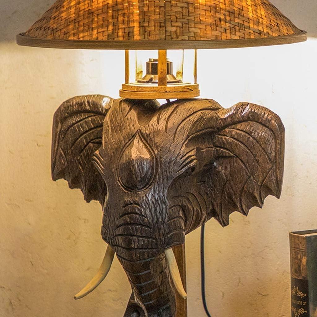 Happy Together Asie du sud est éléphant Lampe de Table