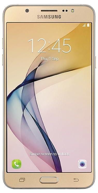 Renewed  Samsung Galaxy On8 SM J710FN  Gold, 16 GB  Smartphones