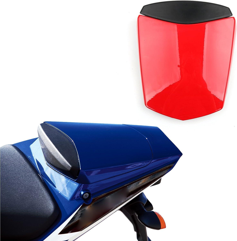 Artudatech Motorrad Soziusabdeckung Sitzkappe Verkleidung Heckabdeckung Rücksitzbezug Rear Seat Cowl Fairing Tail Cover Für Yamaha Yzf R6 2003 2004 2005 Auto