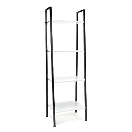 4 Shelf Ladder Bookcase