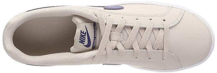 newest 395f3 e11ac Nike Court Royale, Chaussures de Fitness Homme, Multicolore (Desert Sand Blue  Void Black 007), 46 EU  Amazon.fr  Chaussures et Sacs